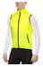 PEARL iZUMi ELITE Barrier Convertible Jacket Men Screaming Yellow